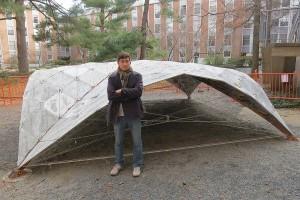 Serguei Bagrianski - Princeton - Concrete Shell